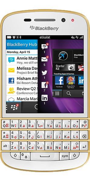 Blackberry Q10 4G (100-3) GoldЦените легендарный дизайн BlackBerry? А что, если вдобавок Вы получите: очень емкий аккумулятор, четкий и яркий дисплей, хорошую камеру, идеальную русифицированную QWERTY-клавиатуру и новейшую операционную систему? BlackBerry Q10 — это первый телефон на B...<br>