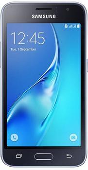 Samsung Galaxy J1 SM-J120F (2016) 8 GbОчень доступный смартфон будет не только средством общения, но и карманным развлекательным центром. Функционал аппарата широк. Яркий, контрастный, сочный дисплей выводит реалистичное изображение. 2-мегапиксельная фронтальная камера делает хорошие селфи дл...<br><br>Цвет: Белый