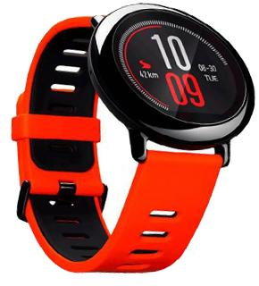 Часы Amazfit Pace Red