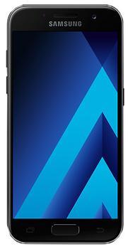 Samsung Galaxy A3 SM-A320F/DS Duos (2017) 16 GbSamsung Galaxy A3 SM-A320F/DS Duos (2017) — актуальный компактный смартфон с высокой производительностью и премиальным дизайном. Главная камера аппарата, получившая разрешение 13 Мп, пишет видео в качестве 1080p@30fps. Коммуникатор защищен по стандарту IP...<br><br>Цвет: Голубой,Золотой