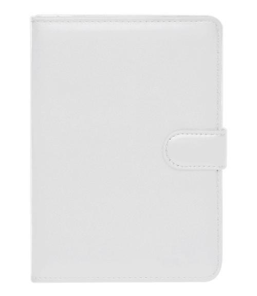 Чехол для Pocketbook 622/623/624/626 белыйЧехол убережет электронную книгу от повреждений, ударов и царапин. Удобен в использовании: не закрывает разъёмы устройства.<br>