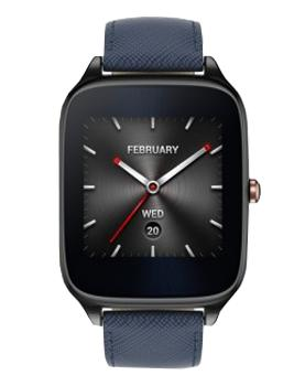 Asus ZenWatch 2 WI501Q Leather Dark Blue