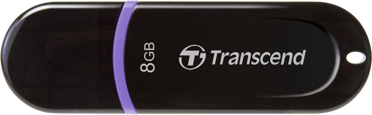 USB-���������� Transcend JetFlash 300 USB 2.0 8GB