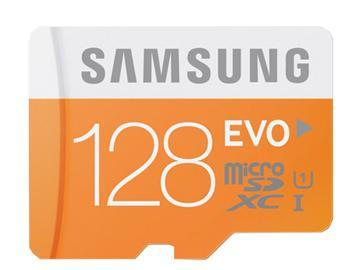 Карта Памяти microSDXC 128Gb Samsung + ADP 128 Gb