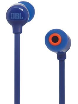 Наушники JBL T110 синие