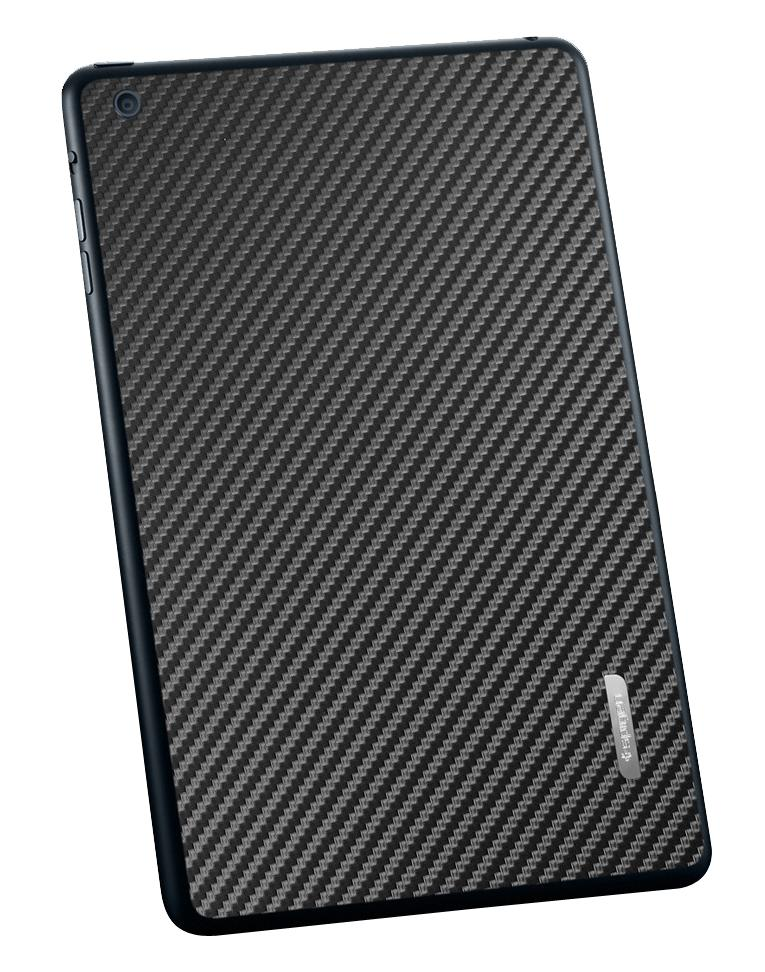 Наклейка для iPad mini SGP SkinGuard carbon black