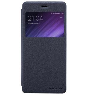 Чехол Nillkin Sparkle для Xiaomi Redmi 4 Pro blackПрактичный чехол защищает девайс при падениях и ударах. Не секрет, что гаджеты часто роняют. Их ремонты стоят недешево. Позаботьтесь об этом заранее — защитите любимый девайс. В этом стильном чехле ваш мобильный гаджет будет долго выглядеть новым.<br>