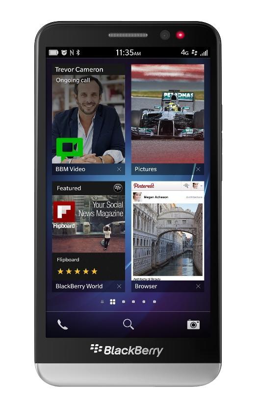 BlackBerry Z30 BlackЛегко узнаваемая продукция «Ежевики» традиционно сильна на рынке корпоративных решений. Не ставшая исключением модель Z30 производит серьёзное впечатление своей тщательной сборкой, удобным управлением жестами и, разумеется, фирменным центром уведомлений H...<br>