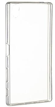 Накладка силиконовая для Sony Xperia X iBox Crystal прозрачный