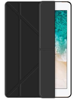 Чехол для iPad (2017) Deppa Wallet Onzo Dark GreyПрактичный чехол защищает девайс при падениях и ударах. Не секрет, что гаджеты часто роняют. Их ремонты стоят недешево. Позаботьтесь об этом заранее — защитите любимый девайс. В этом стильном чехле ваш мобильный гаджет будет долго выглядеть новым.<br>