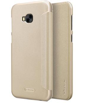 Чехол Nillkin Sparkle для Asus Zenfone 4 Selfie PRO/ZD552KL GoldПрактичный чехол защищает смартфон при падениях и ударах. Не секрет, что гаджеты часто роняют. Их ремонты стоят недешево. Позаботьтесь об этом заранее — защитите любимый девайс. В этом стильном чехле ваш мобильный гаджет будет долго выглядеть новым.<br>