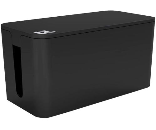 ���� ��� �������� Bluelounge CableBox Mini Black