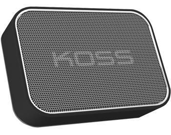 Портативная акустика Koss BTS1K чернаяПортативная акустика с мощным звучанием. Бумбокс от престижного бренда работает через кабель или беспроводный модуль Bluetooth.<br>
