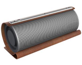 Портативная акустика GZ Electronics LoftSound GZ-22 коричневый