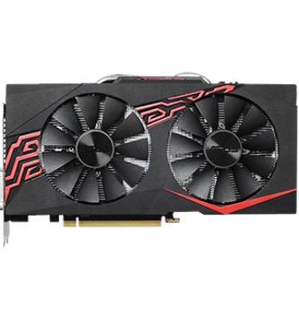 Видеокарта ASUS GeForce GTX 1070 8192Mb, EX-GTX1070-O8G DVI-D, 2xHDMI, 2xDP Ret