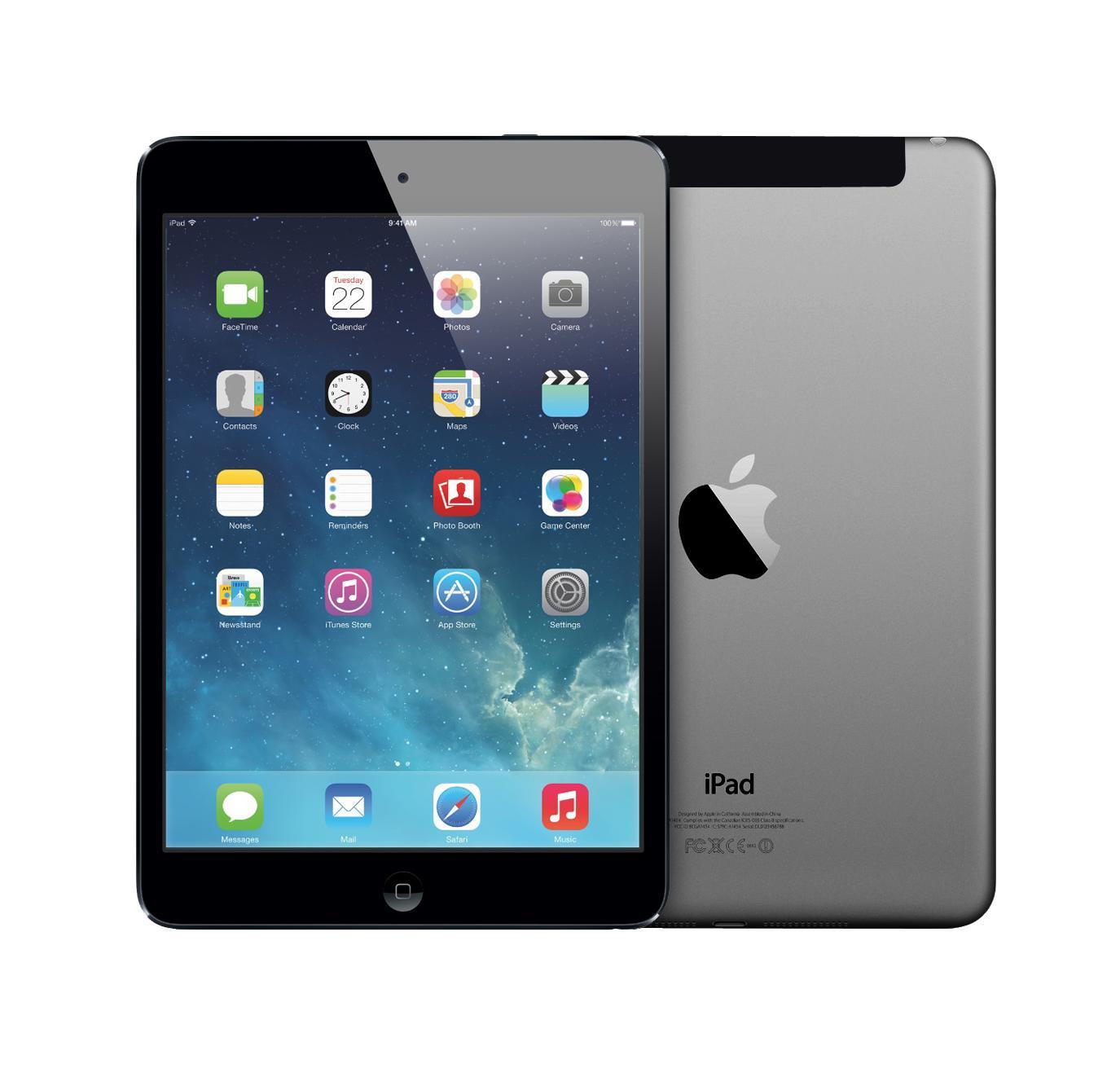 Apple iPad mini with Retina display 32 GbВторой iPad mini рождён потрясающе «вкусным» с какой стороны не взгляни! Горячий восторг миллионов сторонников уменьшенной версии i-планшета несложно понять. Ещё бы! Отныне mini ни капли не хуже своего «старшего брата», всё так же являясь гораздо более ко...<br><br>Цвет: Белый,Белый