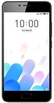 Meizu M5C 16 GbMeizu M5C — один из самых доступных Android-смартфонов на рынке. Цена не мешает гаджету дарить богатый функционал. 5-дюймовый HD-экран выводит четкое, красочное изображение. Процессор с 4 ядрами уверенно решает все пользовательские задачи. Геймер сможет п...<br>