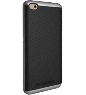Чехол-накладка для Xiaomi Redmi 4A iPaky Case графит