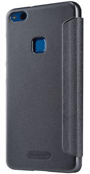 Чехол Nillkin для Huawei P10 BackCover blackПрактичный чехол защищает смартфон при падениях и ударах. Не секрет, что гаджеты часто роняют. Их ремонты стоят недешево. Позаботьтесь об этом заранее — защитите любимый девайс. В этом стильном чехле ваш мобильный гаджет будет долго выглядеть новым.<br>