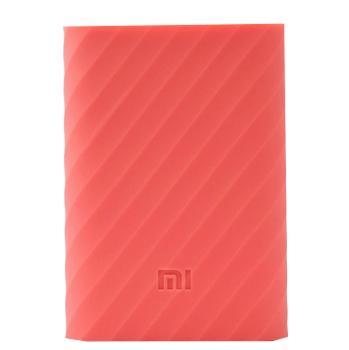 Оригинальный силиконовый чехол для Xiaomi Power bank 10000 mAh (розовый)Практичный, стильный, недорогой чехол защищает ваш Power bank от царапин и повреждений.<br>