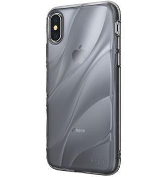 Чехол для iphone X Ringke Flow Smoke BlackПрактичный чехол защищает смартфон при падениях и ударах. Не секрет, что гаджеты часто роняют. Их ремонты стоят недешево. Позаботьтесь об этом заранее — защитите любимый девайс. В этом стильном чехле ваш мобильный гаджет будет долго выглядеть новым.<br>