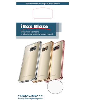 Накладка силиконовая для Xiaomi Redmi 4X Ibox Blaze золотая рамкаСиликоновая накладка защищает смартфон при падениях и ударах. Не секрет, что гаджеты часто роняют. Их ремонты стоят недешево. Позаботьтесь об этом заранее — защитите любимый девайс. С этим стильным аксессуаром ваш мобильный гаджет будет долго выглядеть но...<br>