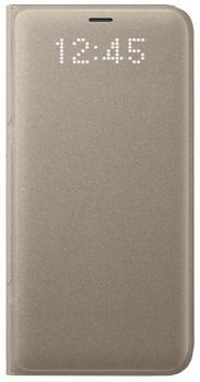 Чехол для Samsung Galaxy S8 Plus LED View goldLED View Cover — не просто еще один защитный чехол. Этот стильный аксессуар подчеркнет ваш изысканный образ, облегчая контроль над смартфоном. Чехол LED View Cover — настоящий must have для продвинутых, модных владельцев Samsung Galaxy S8 Plus. &#13;<br>&#13;<br>Замеча...<br>