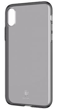 Чехол для iphone X Baseus Simple Series Transparent BlackПрактичный чехол защищает смартфон при падениях и ударах. Не секрет, что гаджеты часто роняют. Их ремонты стоят недешево. Позаботьтесь об этом заранее — защитите любимый девайс. В этом стильном чехле ваш мобильный гаджет будет долго выглядеть новым.<br>
