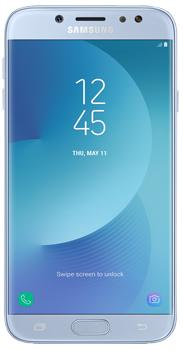 Samsung Galaxy J7 SM-J730 16Gb blue 2017Смартфон Samsung Galaxy J7 красив, доступен, функционален. Эффектный дизайн аппарата дополнен массой заманчивых функций. Always on Display помогает быть в курсе событий, не разблокируя свой девайс. Dual-SIM заменяет одним телефоном две устаревшие трубки. ...<br>