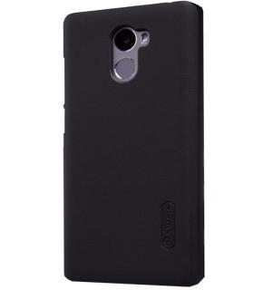 Чехол Nillkin Super Frosted Shield для Xiaomi Redmi 4 blackПрактичный чехол защищает девайс при падениях и ударах. Не секрет, что гаджеты часто роняют. Их ремонты стоят недешево. Позаботьтесь об этом заранее — защитите любимый девайс. В этом стильном чехле ваш мобильный гаджет будет долго выглядеть новым.<br>