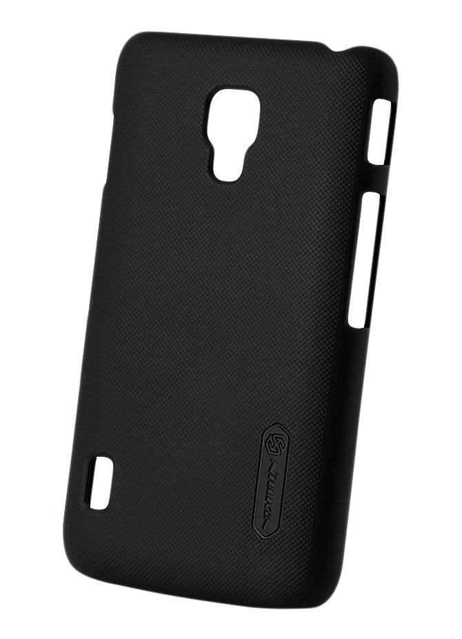 Чехол Nillkin Super Frosted Shield для Optimus L7 II, черныйИдете в ногу со временем и цените современные и стильные аксессуары? Закажите Super Frosted Shield от Nillkin — яркую, модную и такую легкую накладку. Ее тонкий бесшовный корпус создан специально для того, чтобы подчеркнуть оригинальный дизайн Optimus L7 ...<br>