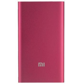 Внешний аккумулятор универсальный Xiaomi Power bank 5000 mAh RedКаждому знакома ситуация, когда батарея смартфона разряжается в самый неподходящий момент. Решение очевидно — необходим мобильный аккумулятор. На этом рынке компания Сяоми добилась больших успехов. С ее стильным аксессуаром вы останетесь в курсе событий. ...<br>