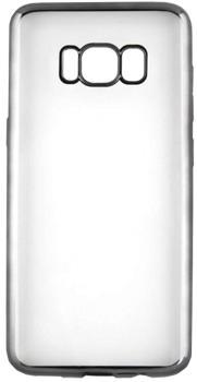 Накладка силиконовая для Samsung Galaxy S8 Plus Ibox Blaze черная рамкаСиликоновая накладка защищает смартфон при падениях и ударах. Не секрет, что гаджеты часто роняют. Их ремонты стоят недешево. Позаботьтесь об этом заранее — защитите любимый девайс. С этим практичным аксессуаром ваш гаджет будет долго выглядеть новым.<br>