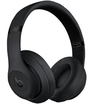 Наушники Beats Studio3 Wireless BlackBeats Studio3 Wireless — модные беспроводные наушники с адаптивным подавлением шума. Накладная модель снабжена технологией Pure ANC, блокирующей звуковые помехи. Pure ANC оставляет активного меломана наедине с его музыкой. Основа гаджета — эффективный чип...<br>