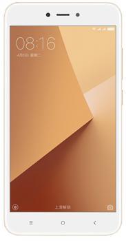 Xiaomi Redmi Note 5A Prime 4/64Gb 64 GbXiaomi Redmi Note 5A — бюджетный Android-смартфон с широким функционалом. Ключевые плюса гаджета: большой 5,5-дюймовый экран, поддержка двух SIM, отдельный слот для Micro SD карты. Модель работает под Android 7. Изготовитель придал девайсу актуальный диза...<br><br>Цвет: Серый