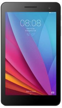 Huawei MediaPad T1 7.0 3G 16Gb BlackКомпания Huawei предлагает доступный семидюймовый планшет, обладающий 3G-модулем и голосовым динамиком. Эргономичный гаджет удобно ложиться в ладонь за счет скругленных боковых граней. Металлическая задняя крышка добавляет дизайну солидности. Качество сбо...<br>