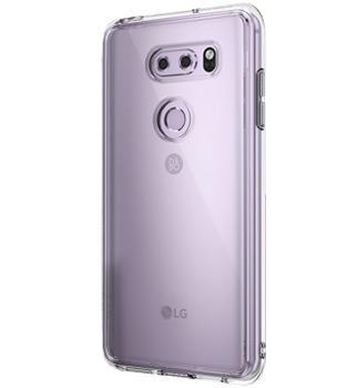Чехол для LG V30 Ringke Fusion ClearПрактичный чехол защищает смартфон при падениях и ударах. Не секрет, что гаджеты часто роняют. Их ремонты стоят недешево. Позаботьтесь об этом заранее — защитите любимый девайс. В этом стильном чехле ваш мобильный гаджет будет долго выглядеть новым.<br>