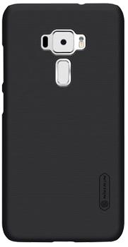 Чехол Nillkin Super Frosted для Asus ZenFone 3 (ZE552KL) blackПрактичный чехол защищает смартфон при падениях и ударах. Не секрет, что гаджеты часто роняют. Их ремонты стоят недешево. Позаботьтесь об этом заранее — защитите любимый девайс. В этом стильном чехле ваш мобильный гаджет будет долго выглядеть новым.<br>