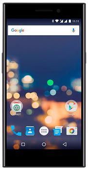 SENSEIT E510 смартфон senseit e510 black