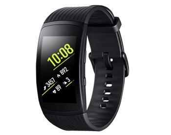 Samsung Galaxy Gear Fit 2 Pro R365 Black (размер L)