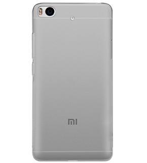 Чехол для Xiaomi Mi5s силиконовый серыйПрактичный чехол защищает девайс при падениях и ударах. Не секрет, что гаджеты часто роняют. Их ремонты стоят недешево. Позаботьтесь об этом заранее — защитите любимый девайс. В этом стильном чехле ваш мобильный гаджет будет долго выглядеть новым.<br>
