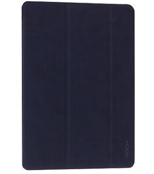 Чехол для iPad (2017) Rock Uni Series BlueПрактичный чехол защищает iPad при падениях и ударах. Не секрет, что гаджеты часто роняют. Их ремонты стоят недешево. Позаботьтесь об этом заранее — защитите любимый планшет. В этом стильном чехле ваш мобильный гаджет будет долго выглядеть новым.<br>