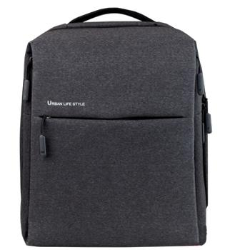 Рюкзак Xiaomi Mi Minimalist Backpack Urban Life Style dark grey