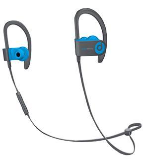 Наушники Beats Powerbeats 3 BlueBeats Powerbeats 3 — долгоиграющие беспроводные наушники для активных спортсменов. Модель работает от батареи до 12 часов. Изделие, защищенное от попадания влаги, рассчитано на длительные спортивные тренировки. Технология Fast Fuel гарантирует очень быстр...<br>