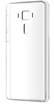 Чехол для Asus ZenFone 3 (ZE520KL) силиконовый прозрачныйПрактичный чехол защищает девайс при падениях и ударах. Не секрет, что гаджеты часто роняют. Их ремонты стоят недешево. Позаботьтесь об этом заранее — защитите любимый девайс. В этом стильном чехле ваш мобильный гаджет будет долго выглядеть новым.<br>