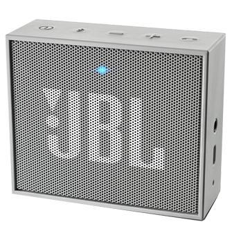 Портативная акустика JBL Go серая