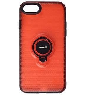 Чехол для iphone 8 Hardiz Crystal Shell Case RedПрактичный чехол защищает iPhone при падениях и ударах. Не секрет, что гаджеты часто роняют. Их ремонты стоят недешево. Позаботьтесь об этом заранее — защитите любимый смартфон. В этом стильном чехле ваш мобильный гаджет будет долго выглядеть новым.<br>