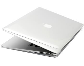Чехол накладка для Macbook Pro Retina 15 пластиковая i-Blason глянцевая прозрачнаяВ этом стильном чехле ваш MacBook будет долго выглядеть новым.<br>