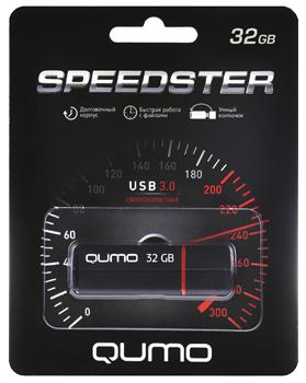USB-накопитель Qumo Speedster USB 3.0 32GB 32 Gb