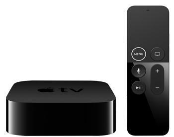 Медиаплеер Apple TV 4K 64 GbApple TV 4K — цифровой развлекательный центр с поддержкой 4К. Гаджет обеспечит вам доступ к увлекательным фильмам и сериалам, интересным играм, любимой музыке Apple Music (может потребоваться подписка). Процессор A10X Fusion отлично подходит для игр. 4К-р...<br>